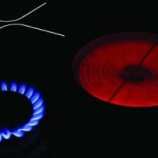 Gas vs electric hob