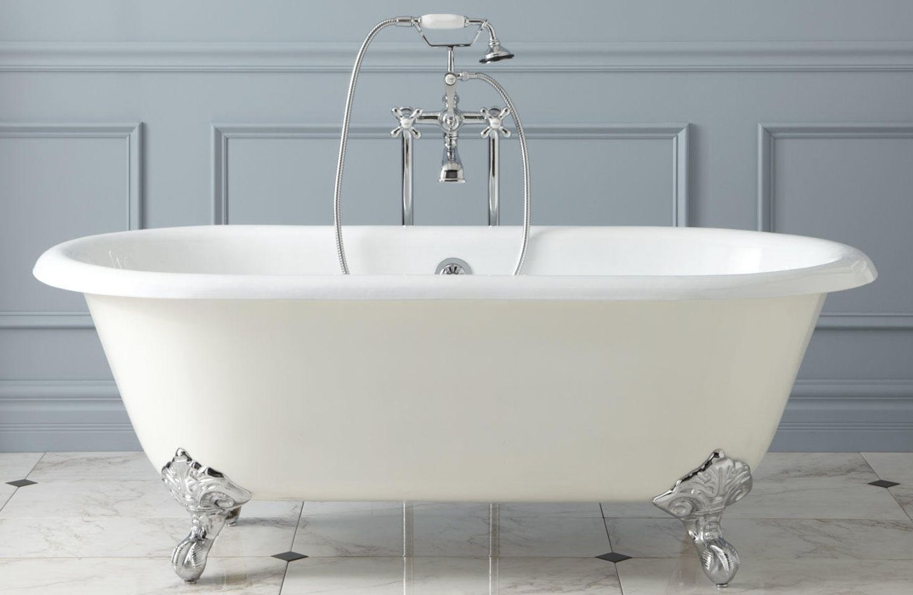 Bathtubs types and sizes