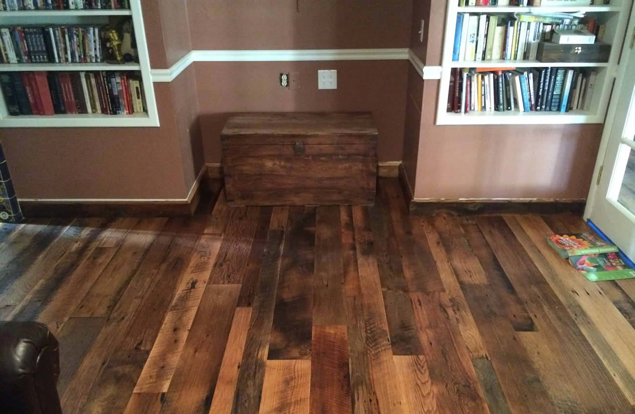 Hardwood Flooring types and sizes