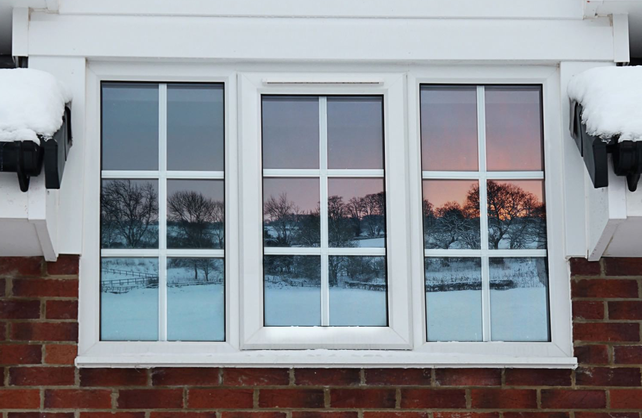 Double Glazing types and sizes