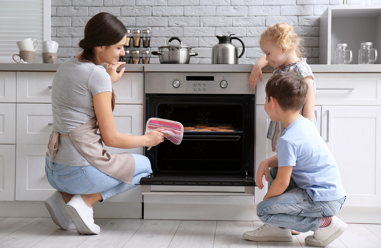 Gas Stove vs Electric Ovens