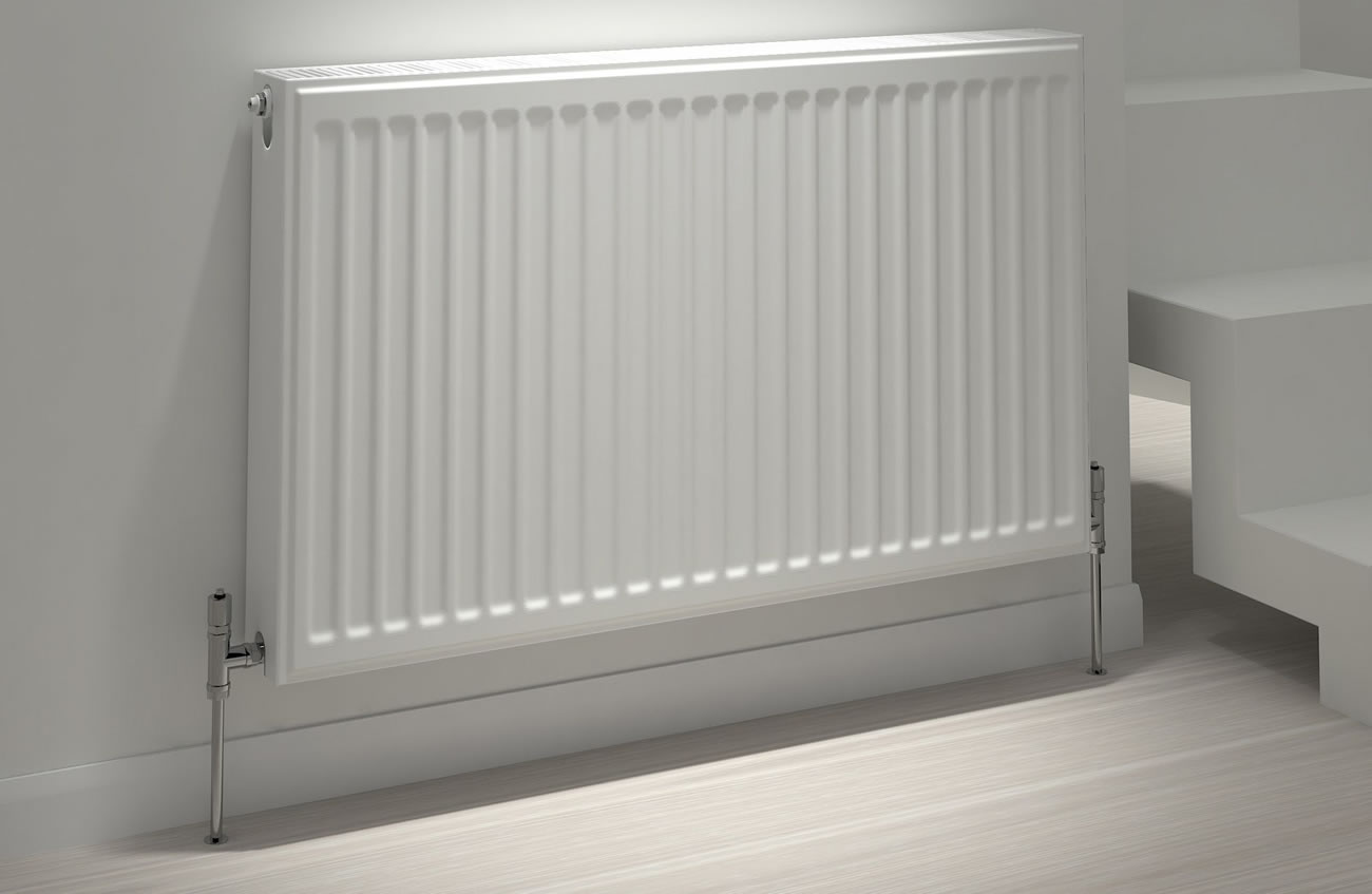 Radiators types and sizes