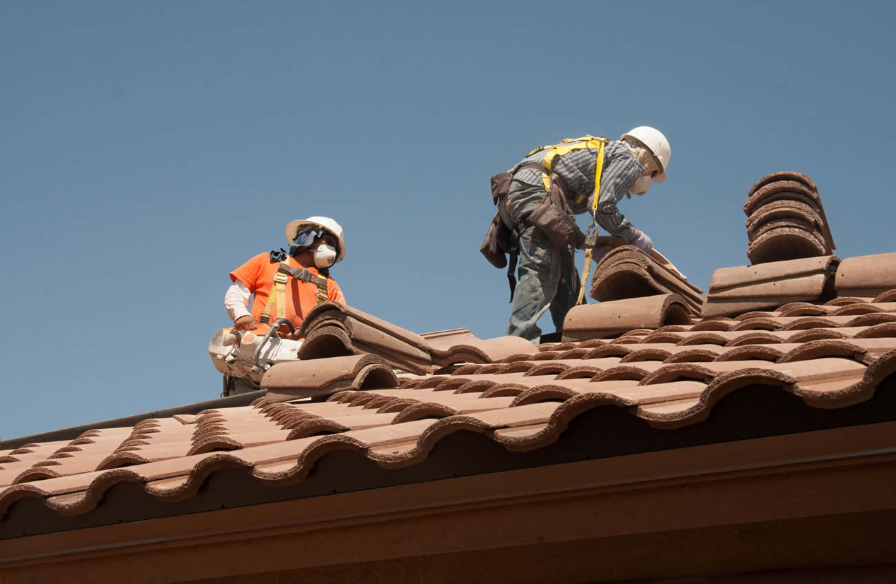 Roofer rates