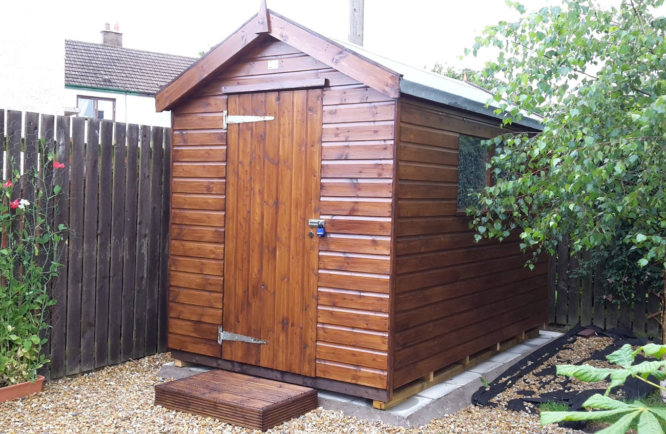 Build a Shed